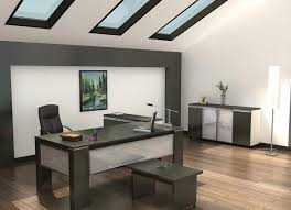 Modern Home Office Desks Furniture Cool Home Office Desks Decor Along With Furniture