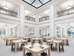 Interior Design Of Shop Apple Store Amsterdam Inside The Store Pinterest Apples