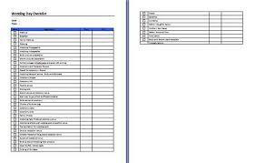 goes link this free wedding day tasks checklist template 2547282