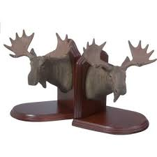 59 best moose bookends images on pinterest bookends moose and