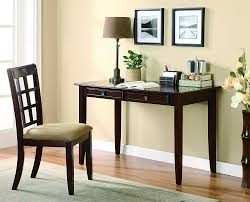 Dining Room Desk by Amazon Com Coaster Home Furnishings Casual Desk Set Brown