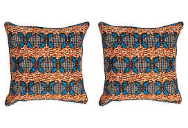 batik throw pillows contemporary pillows dering hall