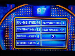 vernon davis is terrible at family feud which it turns out is