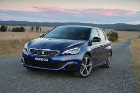 peugeot cars australia review 2015 peugeot 308 gt review and road test