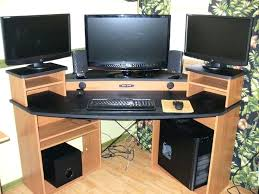 Gaming Desks Uk Ikea Desks And Computer Uk Gaming Desk Corner Navassist Me