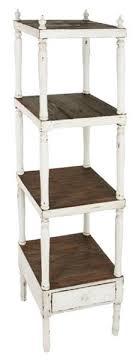 etagere legno lorenzon gift etagere 4 ripiani legno bianco unique