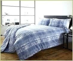 Tommy Hilfiger Duvet Tommy Hilfiger Denim Duvet Cover Twin Denim Duvet Cover Twin Blue
