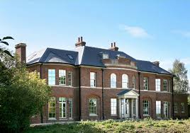 neoclassical house adam architecture neoclassical house buckinghamshire