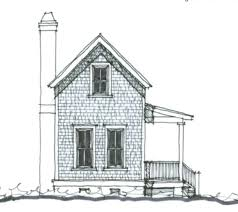 cottage style house plan 2 beds 2 00 baths 963 sq ft plan 464 6