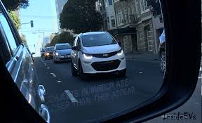 production san francisco spied production intent chevrolet bolt ev in san francisco gallery