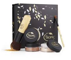 cosmetics tropic skin care with tracey