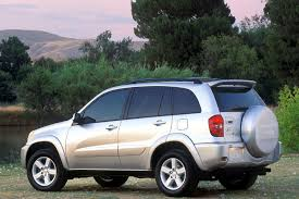 gas mileage on toyota rav4 2004 toyota rav4 overview cars com