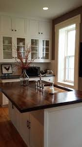 Wood Countertops Kitchen by How To Make A Diy Wood Countertop Diy Wood Farmhouse Style And