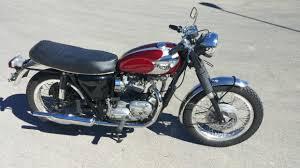 1967 triumph bonneville t120 motorcycles for sale