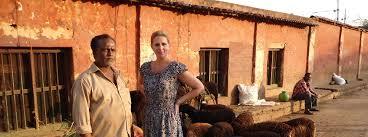 Slaughterhouse Blog by Angela Carson Bangalore Indai Expat Blog Goat Market