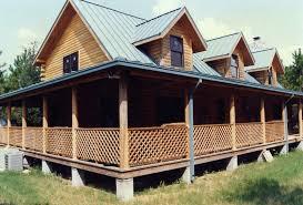 farm houses with wrap around porches home design ideas