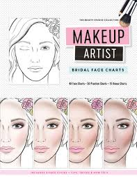 books for makeup artists book info makeup bridal charts colorista books