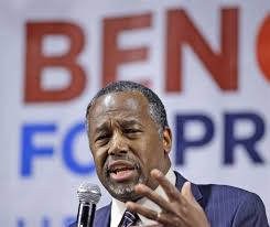 ben carson presidential bid ben carson obama raised white doesn t understand black