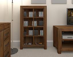 buy dvd storage cabinet dvd cd storage cabinet buy online modern dark wood living roon