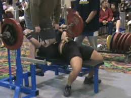 World Bench Press Record Leonetta Richardson 2009 Wpf World Record Bench Press Video