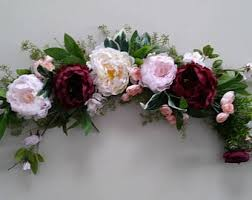 wedding arches etsy fabulous faux wedding florals by shaynashobbyflowers on etsy