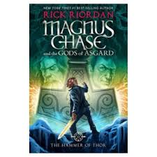 the hammer of thor magnus chase and the gods of asgard series 2
