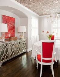 love the textured wallpaper ceiling dine me pinterest 34 best glam dinning room images on pinterest buffets console