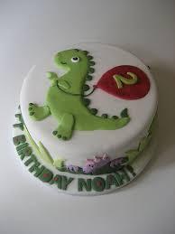 dinosaur birthday cake www bathbabycakes com flickr