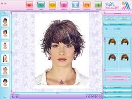 virtual hair colour changer virtual hairstyle changer online hair