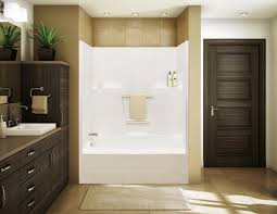 maax tub installation tstea60 alcove or tub showers bathtub