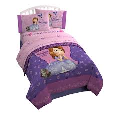 Sofia Bedding Set Disney Junior Sofia The Graceful Sheet Set