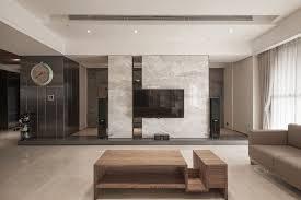 loft interior design minimalist loft by oliver interior design 5 tv room