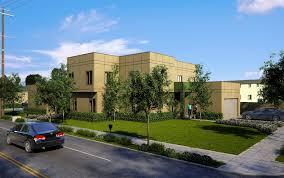 custom prefab design residential duplex myles nelson mckenzie design
