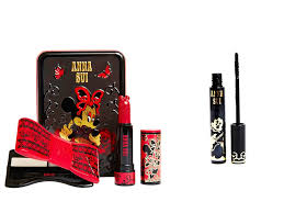 anna sui minnie mouse makeup collection ikifashion