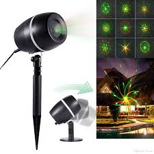 Christmas Outdoor Projector Lights by Qq Egg Shape Red U0026green Projector Lights Star Laser Landscape Light