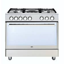defy 5 burner gas electric stove stainless steel dionwired
