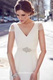 cap sleeve wedding dress v neckline cap sleeves lace tulle wedding dress