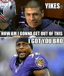 Ray Lewis Memes - the footbawl blog presents aaron hernandez meme palooza