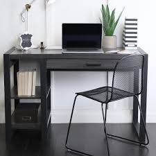 48 Inch Computer Desk 48 Inch Charcoal Computer Desk Free Shipping Today Overstock