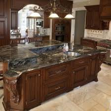 countertop material bathroom elegant cosmic black granite for your countertops design
