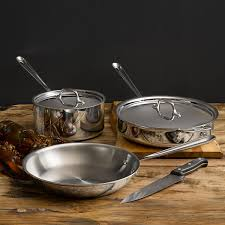kitchen foxy image of cooking appliances for kitchen design and interactive accessories for kitchen decoration with various copper clad stainless steel cookware fascinating cooking appliances