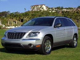 chrysler pacifica 2004 pictures information u0026 specs