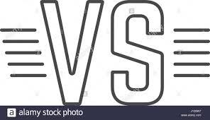 ferrari horse outline versus black and white stock photos u0026 images alamy