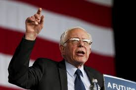 bernie sanders says he ran as democrat for the media attention