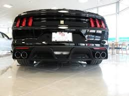 New Black Mustang Only 137 Built All New Shadow Black 2015 Ford Shelby Gt350 526 Hp