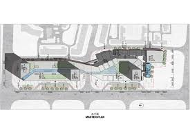 shopping mall floor plan design 2016 design competition 1st prize shopping mall in cangzhou