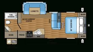 Columbus Rv Floor Plans by Two Bedroom Rv Geisai Us Geisai Us