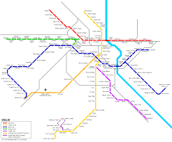 Athens Metro Map by Delhi Metro Map Travel Map Vacations Travelsfinders Com