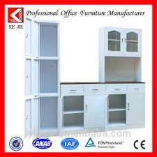 wholesale antique kitchen cupboard luoyang steel cupboard with