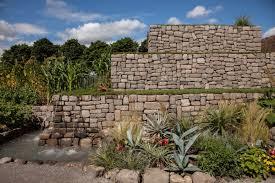 Garden Rock Wall by Some Inspiring Ideas You Can Use When Designing A Rock Garden